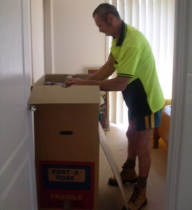 Hervey Bay Removals Packing Service